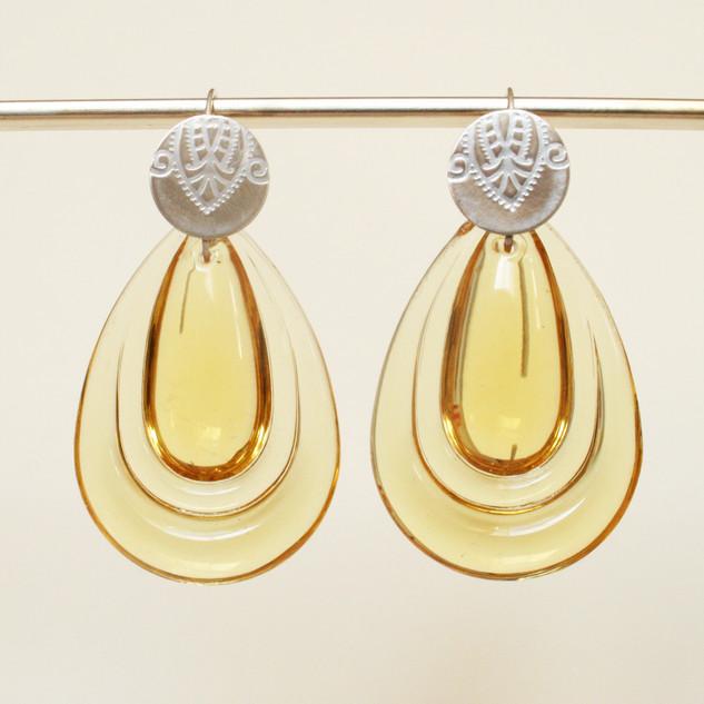Chandelier Earrings by Vicky Jones.JP