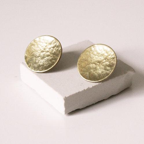 Moon Earrings - Clustdlysau Lleuad