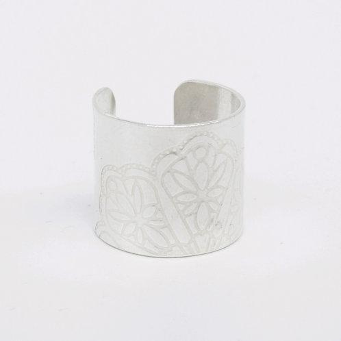 Silver Ring - Modrwy Arian: Fflur