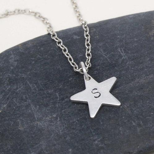 Star Necklace - Mwclis Seren
