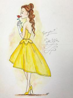 Disney Princess Drawings