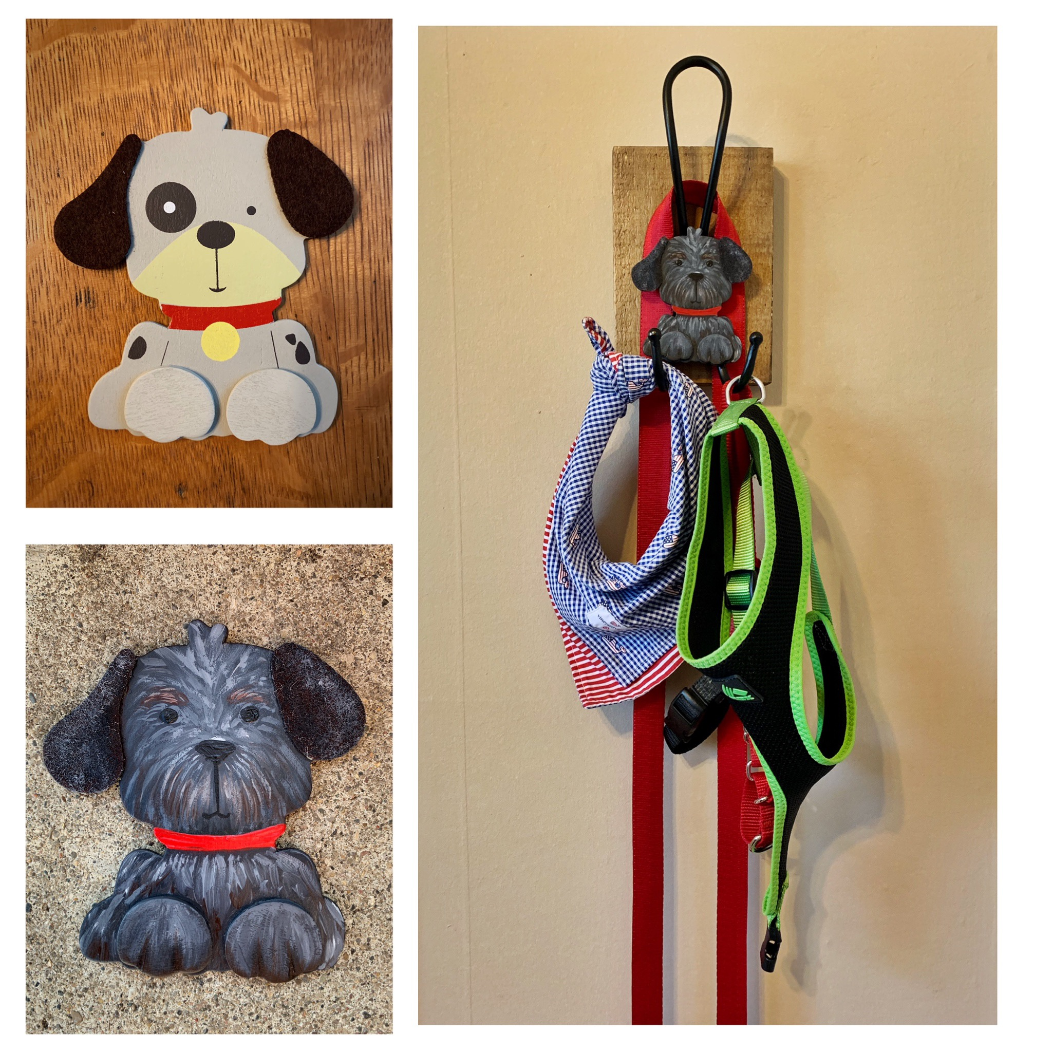 Custom Dog Decor
