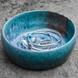 Auquamarine Bowl