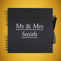 The Photo Booth Mansfield Guest Book Design 02 Gold.png