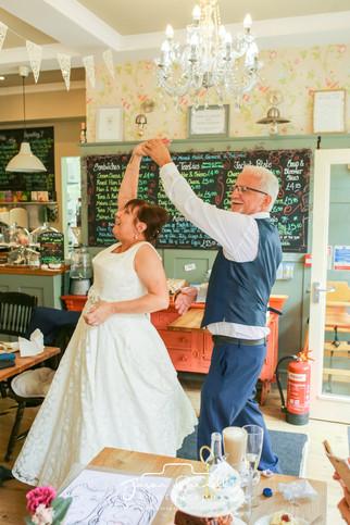 Dawn & Bobs Wedding