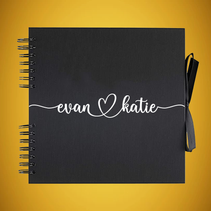 The Photo Booth Mansfield Guest Book Design 03 Gold.png