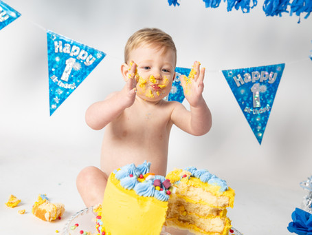 Cake Smash Shoots