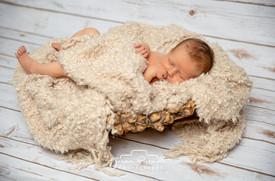 New Born Baby Studio Shoot Session
