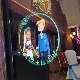 The Photo Booth Mansfield Hire Magic Mirror, Morley Hayes, Ilkeston.jpg