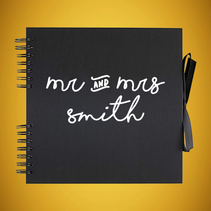 The Photo Booth Mansfield Guest Book Design 01 Gold.png