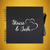 The Photo Booth Mansfield Guest Book Design 04 Gold.png