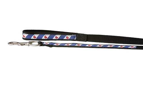 Friesian lead rope