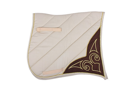 Saddle Pad - Baroque Extreme Cream