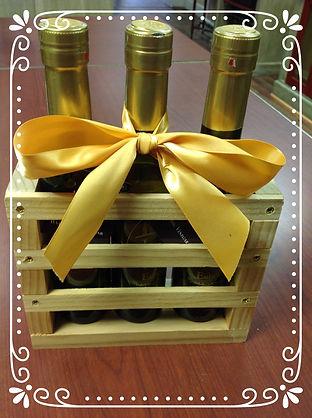 Handmade Bottle Crates
