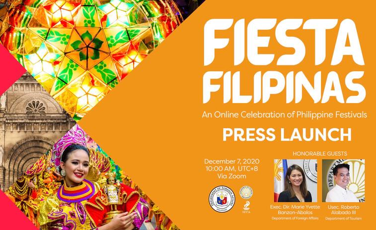 Fiestas Filipinas