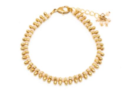 Bracelet Bell Beige