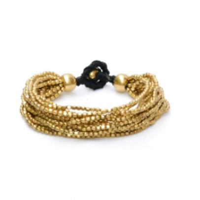 Bracelet Anjuna doré