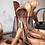 Thumbnail: Louche en bois d'olivier