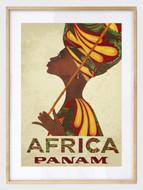 Affiche Africa Panam
