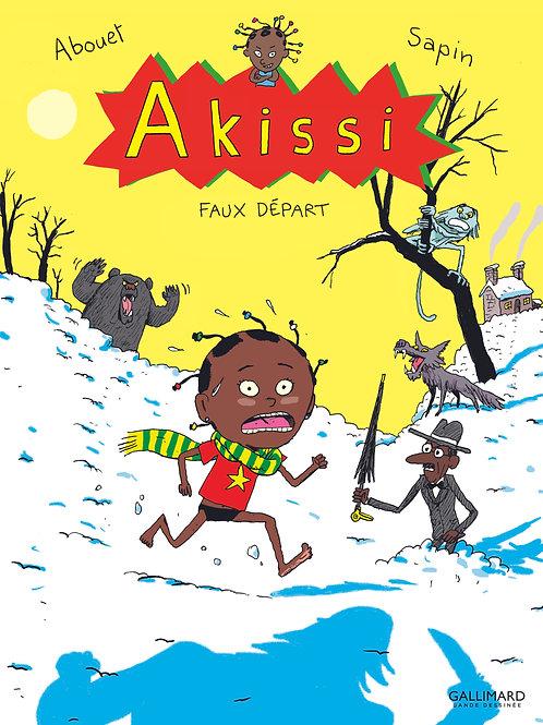 Akissi 7 - Faux départ