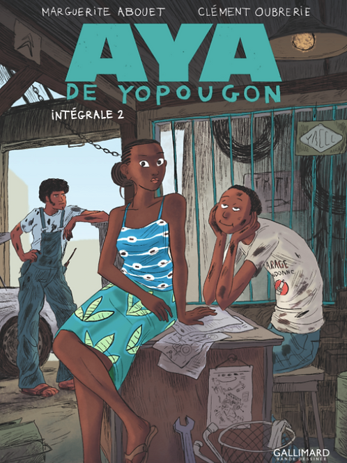 Aya de Yopougon, Intégrale 2