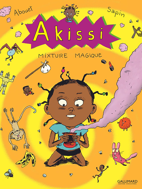 Akissi 5 - Mixture magique