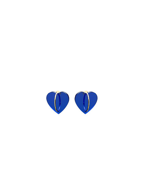 Boucles d'oreilles Coeur