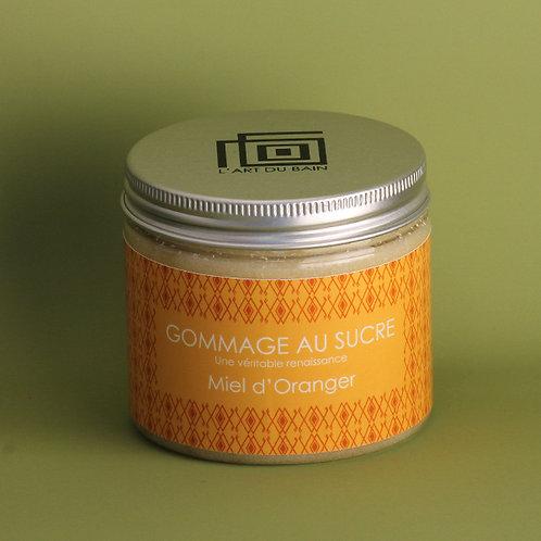 Gommage Miel d'oranger