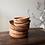 Thumbnail: Assiette en bois d'olivier