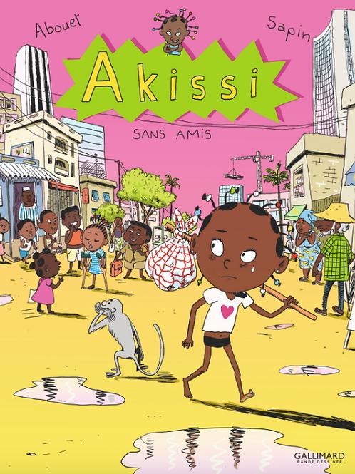 Akissi 6 - Sans amis