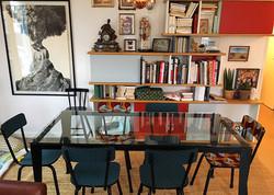 Salle à manger chaises en formica