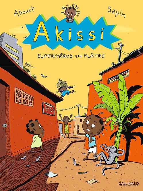 Akissi 2 - Super-héros en plâtre