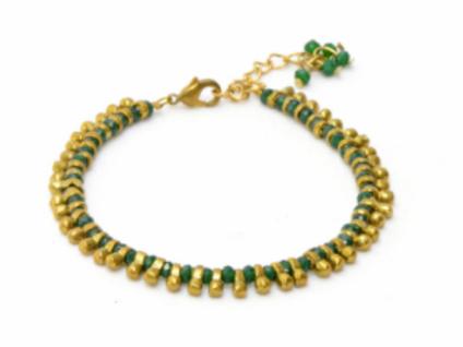 Bracelet Bell Vert