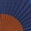 Thumbnail: Eventail Lotus bleu