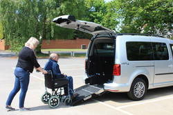 Vehicle access