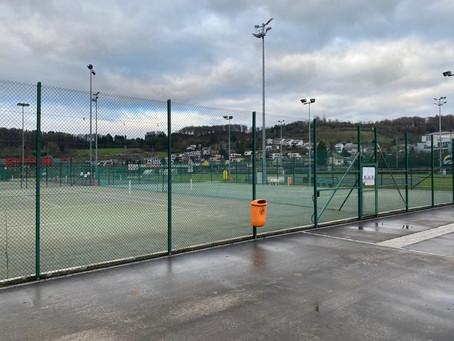 Der Tennisclub Lorentzweiler