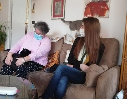 Interview sur votre radio le 13 décembre Bernadette et Laura - Affaire des chiots dans un container