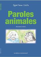 livre-Opportune-coste_-paroles-animale
