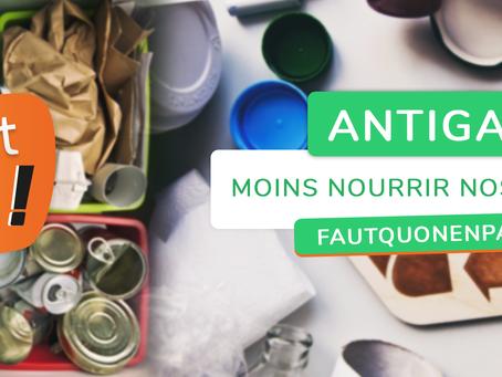 Antigaspi : moins nourrir nos poubelles