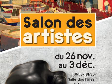 Salon des artistes de Suresnes