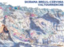 Cervino - map