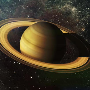 A day in saturn