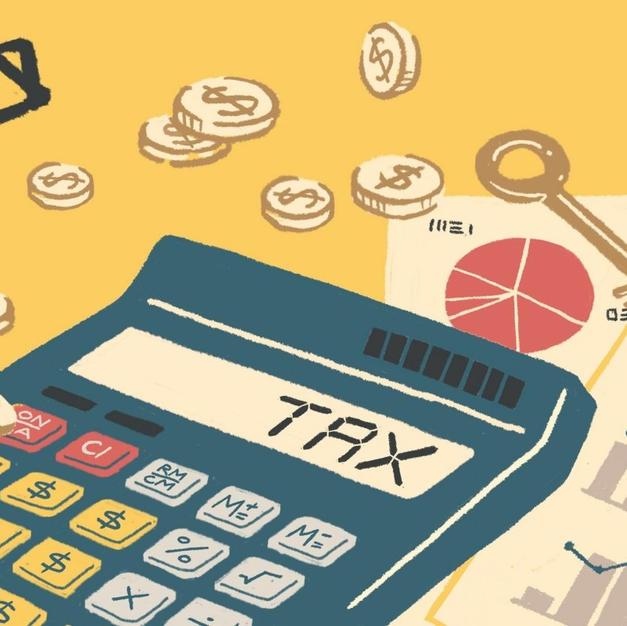 Varsity Quizzes - Tax