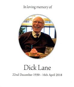 Dick Lane Veterinarian
