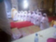 Nuns final vows