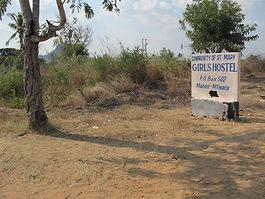 Girls Hostel Tanzania