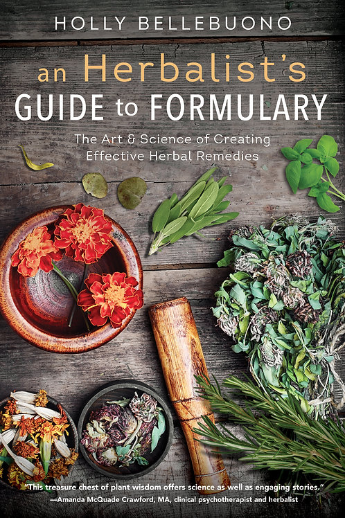 Book: An Herbalist's Guide to Formulary