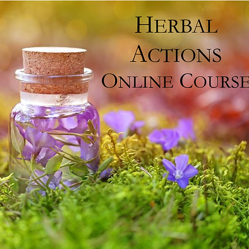 Herbal Action Online Course