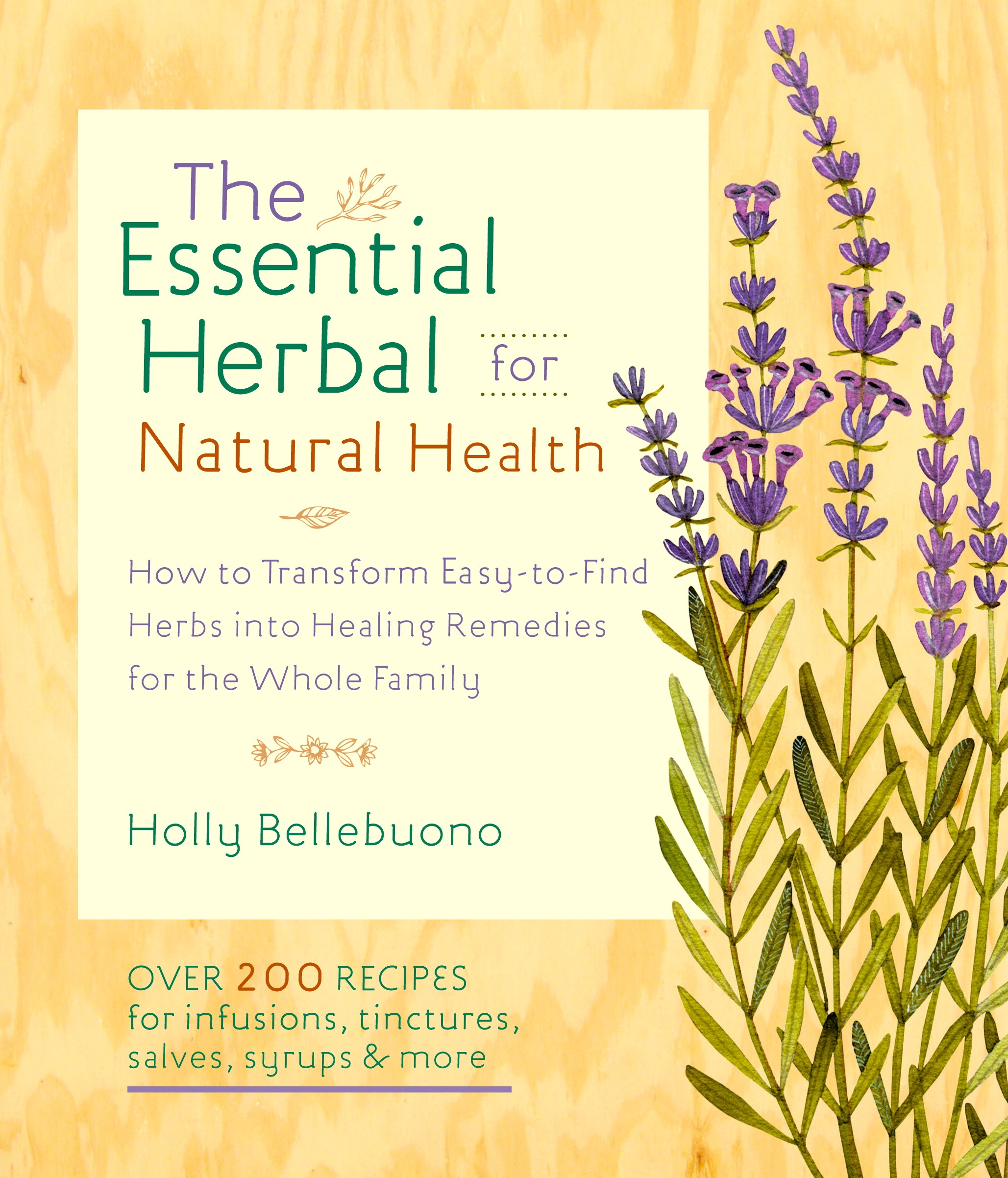 Essential Herbal for Natural Heath-1