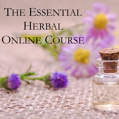 The Essential Herbal Online Course